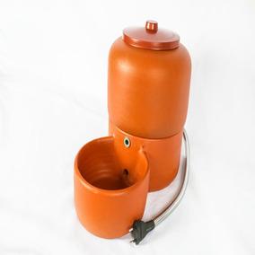 Bebedouro Gatos Acquapet Cerâmica 2.5 L C/bomba Bivolt
