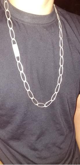 Cordão De Prata 56 Grama