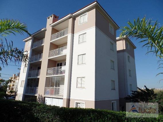 Apartamento Com 2 Dormitórios À Venda Ou Locação, 58 M² Venda Por R$ 250.000 - Parque Villa Flores - Sumaré/sp - Ap6979