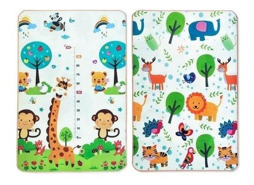 Tapete Gigante Térmico Infantil Educativo Para Bebê 200x150
