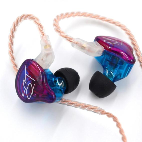 Fone In Ear Kz Zst - Dois Driver