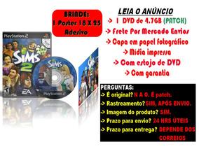 The Sims 2 Para Ps2 + Brinde