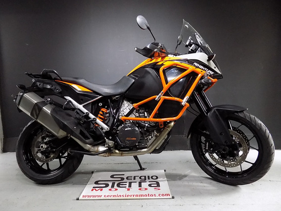 Ktm 1050adventure Naranja 2015