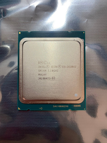 Processador Xeon Intel E5-2620 V2 Six-core 2.1ghz