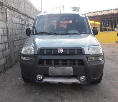 Fiat Doblo 2009 1.8 Adventure Locker 5 Lugares R$24.900,00