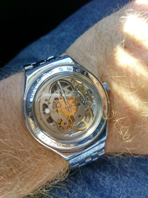 Swatch Body And Soul 21 Jewels