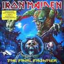 Iron Maiden - The Final Frontier Ed. Limitada 2 Lp Vinyl - W