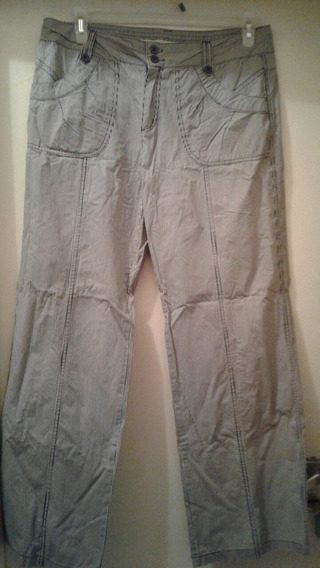 Pantalon A Rayas Finitas Verano Portsaid L