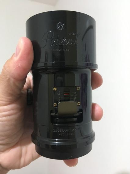 Lente Petzval 85 Black Canon Com Nota Fiscal Na Caixa