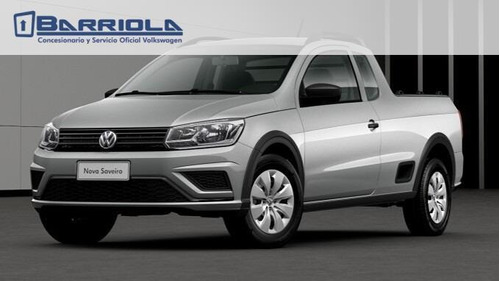 Volkswagen Saveiro Pick Up Full 2021 0km - Barriola