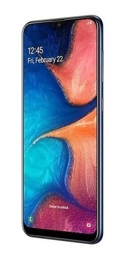 Celular Samsung A20 Azul (sm-a205)