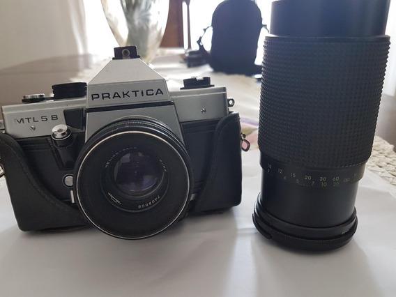 Câmera Fotográfica Praktica Mtl 5b