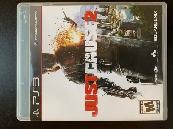Jogo Just Cause 2 Ps3