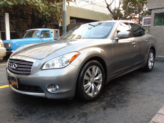 Infiniti M56 2012 Blindado Nivel 3 Plus Blindaje Blindada