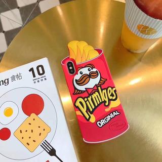 Pringles Original Funda CaseiPhone 100% Acabado Perfecto