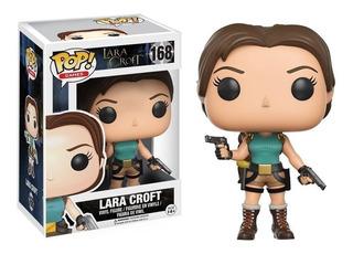 Funko Pop Lara Croft N° 168 Tomb Raider Nuevo