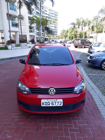 Volkswagen Spacefox 1.6 Total Flex 5p 2012