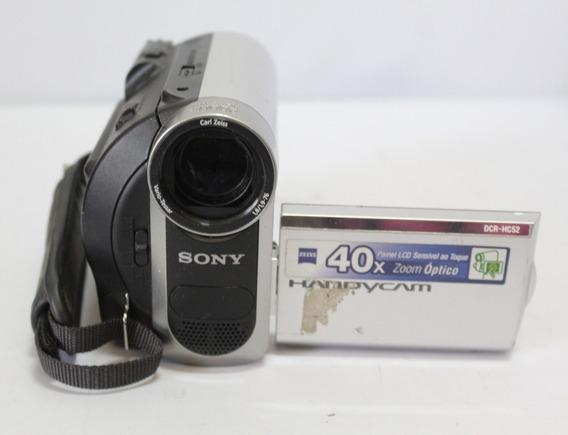 Filmadora Sony Dcr-hc52 Sucata Para Retirada De Peças