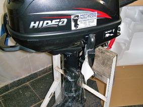 Motor Hidea 6 Hp 4 Tiempos 0km¡ Yamaha Tohatsu Mercury Titan