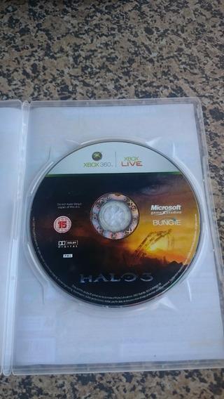 Halo 3 [ntsc/pal] S/capa Xbox 360-frete:r$10