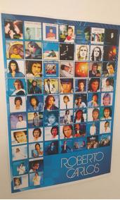 Poster Jovem Guarda Especial Roberto Carlos Louco Por Você