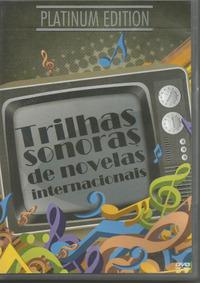 Dvd - Trilhas Sonoras De Novelas Internacionais - Lacrado