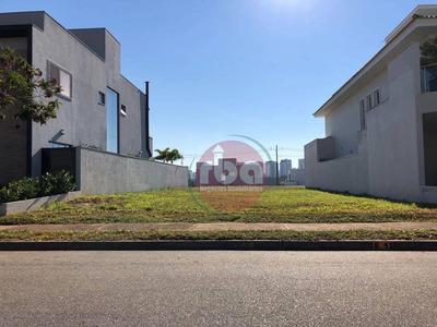 Ótimo Terreno No Condomínio Residencial Giverny - Te0504