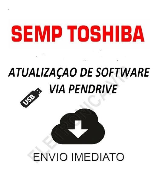 Atualização De Software Tv Sti Semp Toshiba Dl3270(a)w