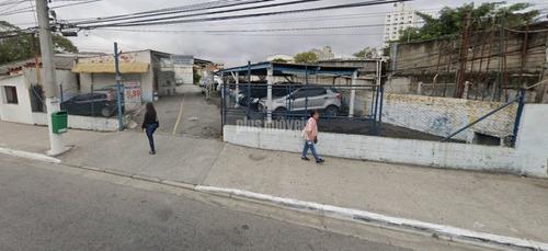 Santo Amaro/terreno Para Estacionamento Ou Comercial  - Ab132910