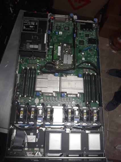 Servidor Dell R 610 32 Gb Ram 2 Processadores Quad Core 2 Hd