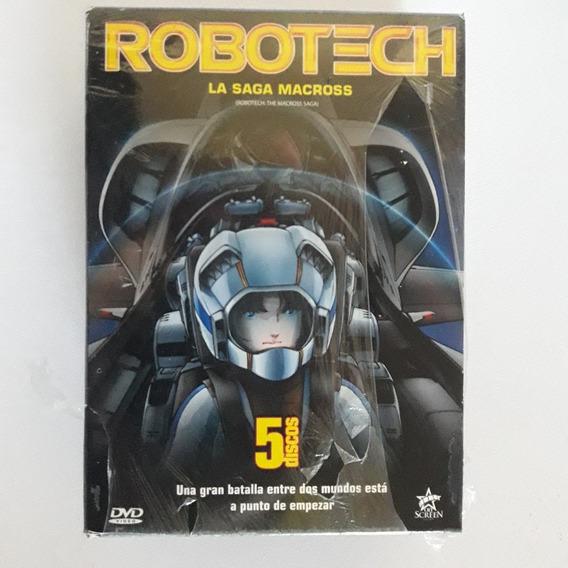 Serie Robotech La Saga De Macroos