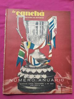 Revista La Cancha N° 915 Posters Plantel River Independiente
