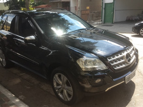 Mercedes-benz - Ml 350 - 3.5 4x4 V6 - Preto