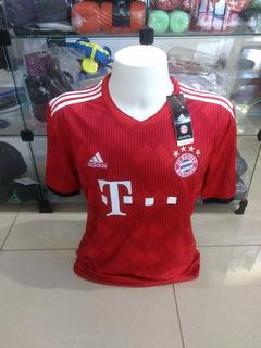 Camisa Bayer De Munique