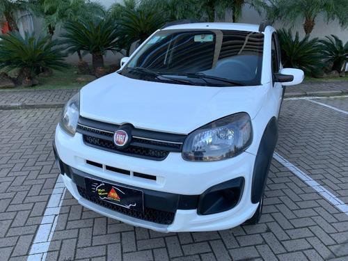 Imagem 1 de 15 de Fiat Uno Way 2018!!! R$40.900,00!!! Excelente Estado!! 1.0!!