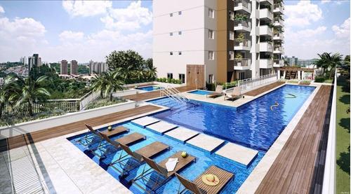 Imagem 1 de 30 de Apartamento Com 1 Dormitório À Venda, 51 M² Por R$ 250.000,00 - Vila Independência - Piracicaba/sp - Ap1763