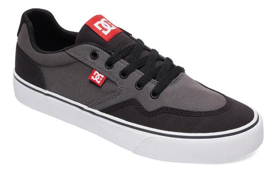 Zapatilla Rowlan Tx M Shoe Gris Dc