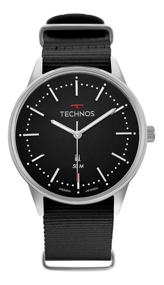 Relógio Technos Masculino Classic Steel 2015cdx/8p