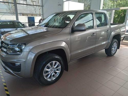 Volkswagen Amarok 0km Directa De Fabrica Vw Tasa 0% Fija M-