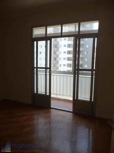 Imagem 1 de 14 de Apartamento De 01 Dormitório Com Varanda, A 05 Minutos A Pé Do Metrô - Consolação. - Md262