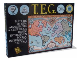 Teg Plan Tactico Y Estrategico De Guerra Yetem Mundo Manias