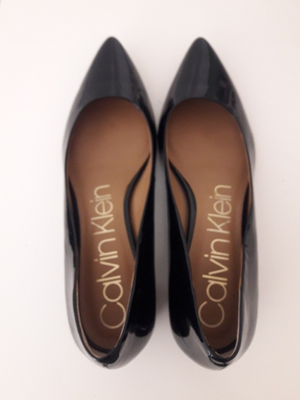 Zapatos Calvin Klein De Charol