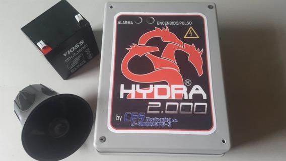 Energizador Cerco Eléctrico Hydra - Oferta Kit -instalación.