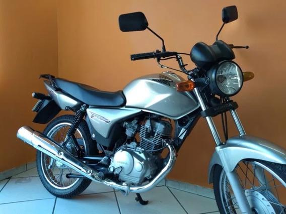 Honda Cg 150 Titan Es Rua