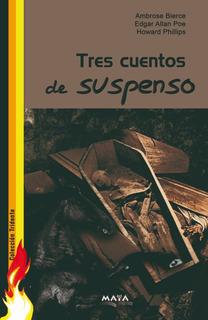 Libro. Tridente De Suspenso. Tres Cuentos De Suspenso