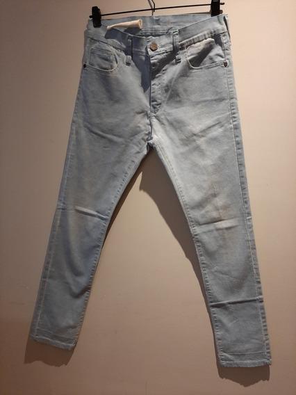 Pantalón De Jean Vete Al Diablo Para Hombre Talle 32