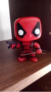 Funko Pop Deadpool (usado)