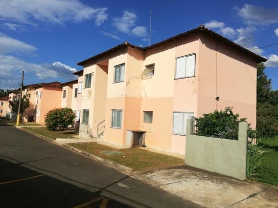 Apartamento Para Venda, 2 Dormitórios, Residencial Sylvia Matta - Mogi Mirim - 958