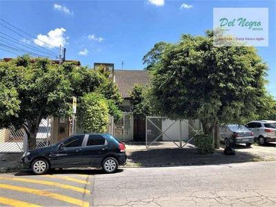 Casa À Venda, 334 M² - Parque Ipê - São Paulo. - Ca1674