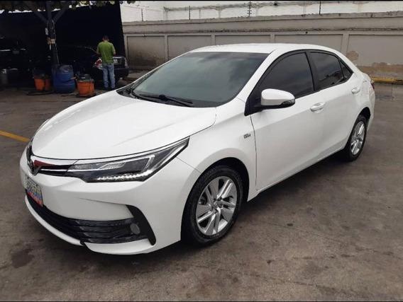 Toyota Corolla Automatico 2019